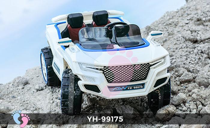Ô tô điện trẻ em 2 chỗ ngồi YH-99175 7