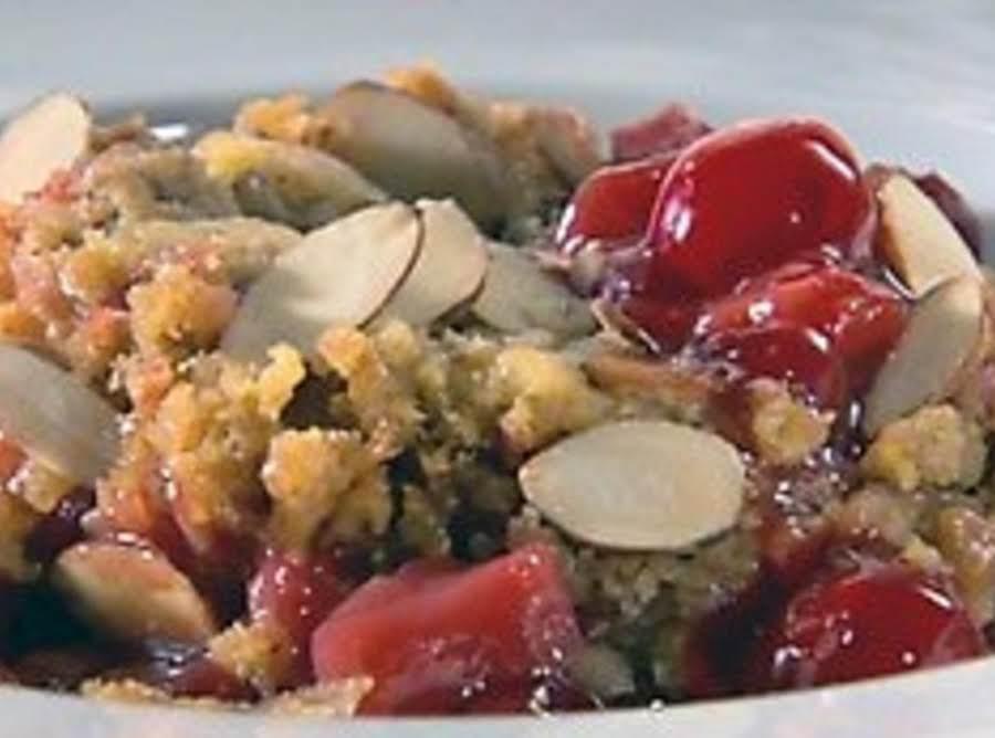 Cherry Dump Cake Recipe Rating