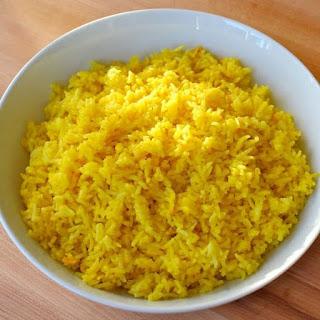 Best Pressure Cooker Saffron Basmati Rice.