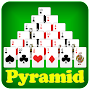 Pyramid solitaire games APK icon