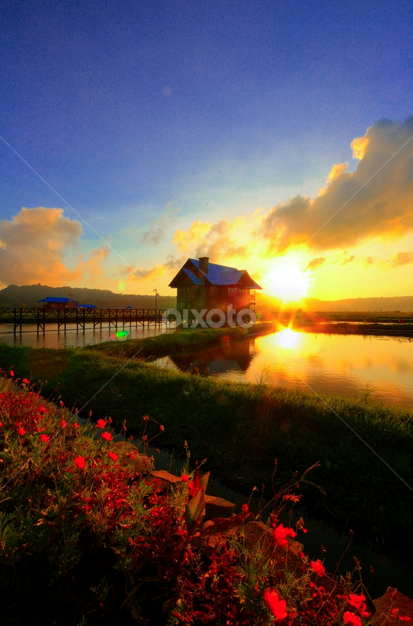 by Greenhill Weol - Landscapes Sunsets & Sunrises