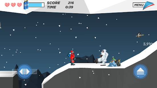Everest Trash Collector – Miniaturansicht des Screenshots