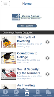Chain Bridge Financial Group- screenshot thumbnail