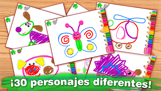 Dibujos para colorearJuegos educativos para nios  Aplicaciones