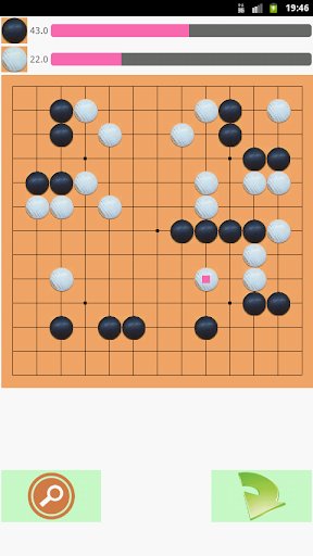 囲碁13x13