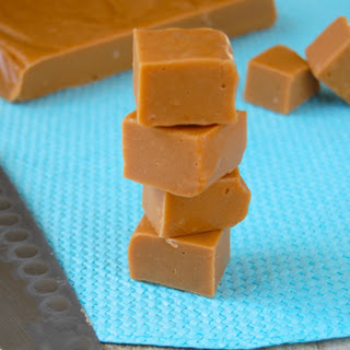 Cookie Butter Butterscotch Fudge