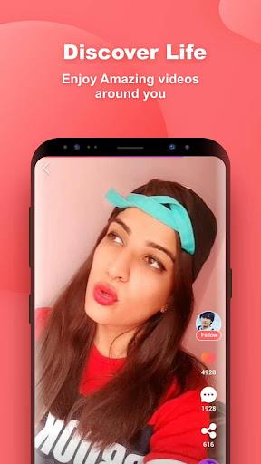 VMate Lite - Funny Short Videos Social Network 1.78 screenshots 2