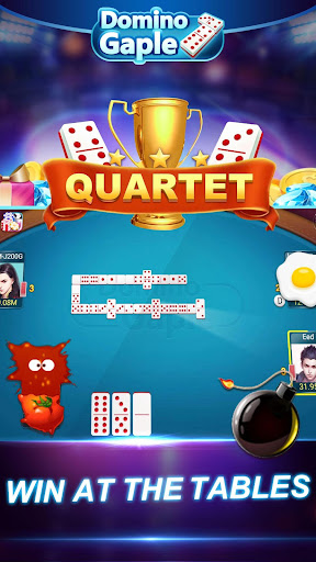 Domino Gaple Online Free Bonus Mod Unlimited Money 2 2 8 Latest Download