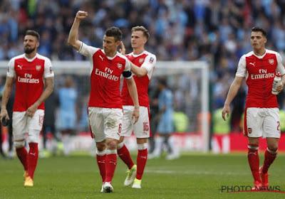 Arsenal dévoile son troisième maillot !