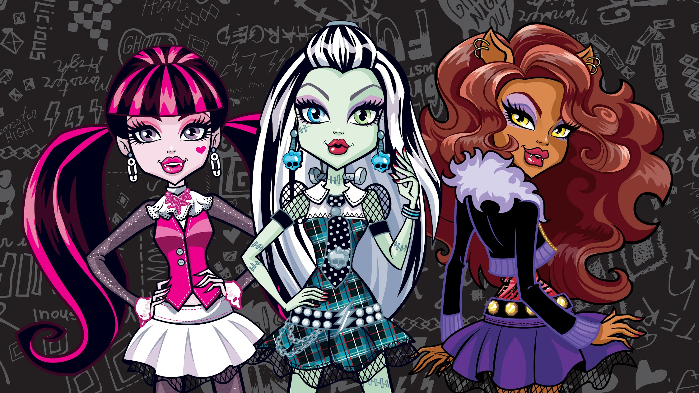 Monster High Folge 1