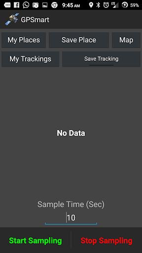 GPS smart Tracking