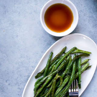The Best Roasted Green Beans.