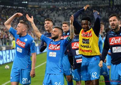 Napoli évite le piège Genoa, Mertens à l'assist !