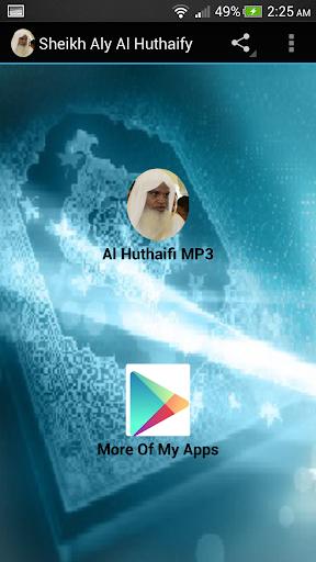 Sheikh Aly Al Huthaify