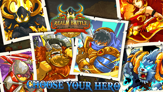 Realm Battle: Heroes Wars 1.40 (Mod Money)