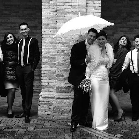 Fotografo di matrimoni Paolo Iammarrone (paoloiammarrone). Foto del 28.11.2016