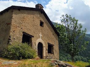 Photo: El Serrat, 1560m.