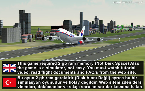 Flight 787 - Advanced - Lite 1.8 screenshots 17