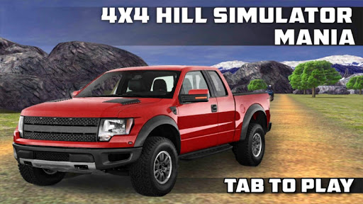 4X4 Hill Simulator Mania