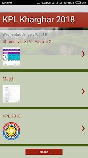 KPL Kharghar 2018 - náhled