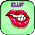 Gifs for WhstApp Funny Emoji icon