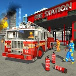 Firefighter Truck Simulator: Rescue Games 1.2