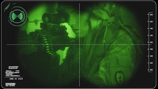 noční vidění kamera Prank - náhled