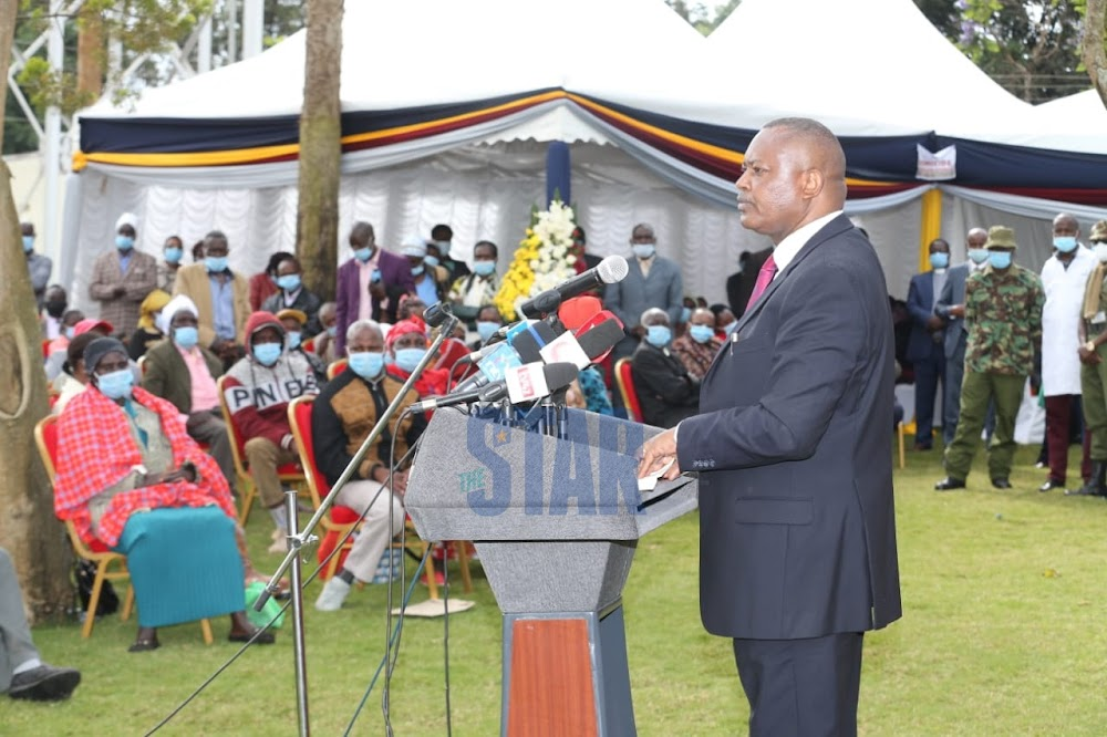 Uhuru should treat aides with respect