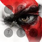 Kratos God Lock Screen Icon