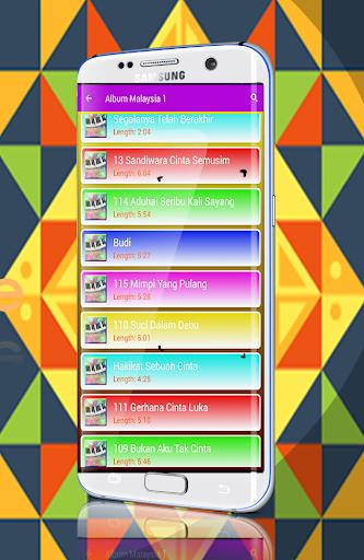 500+ Lagu Lawas Malaysia screenshot 2