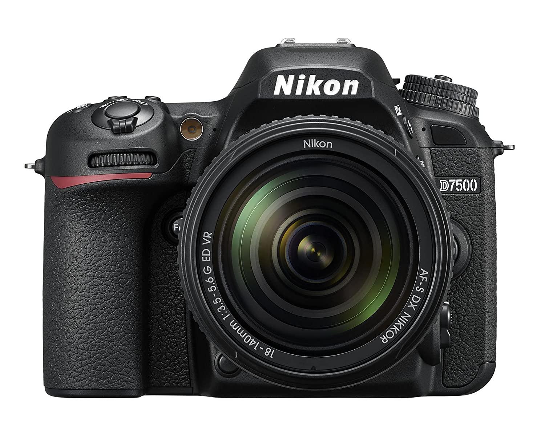 Nikon D7500 DX DSLR