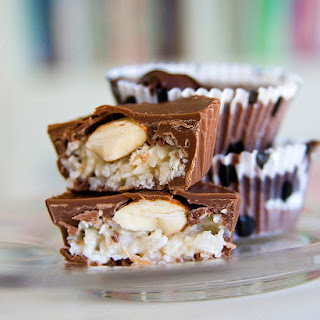 Almond Joys Recipe
