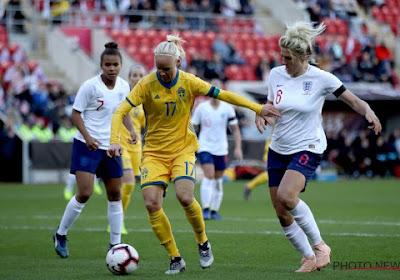 L'Angleterre tombe contre la Suède au terme d'un match passionnant