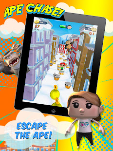 Game FGTeeV Ape Chase! APK for Windows Phone