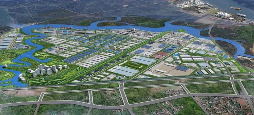 Tổng quan về khu công nghiệp Phú Mỹ 3