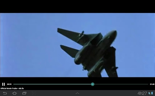 FLV Video Player- screenshot thumbnail