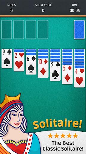 솔리테어 ∙ 클래식 클론다이크 카드 게임