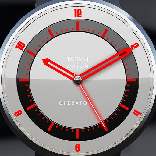 Operator wear watch face