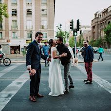 Fotógrafo de bodas Andrés Ubilla (andresubilla). Foto del 15.11.2018