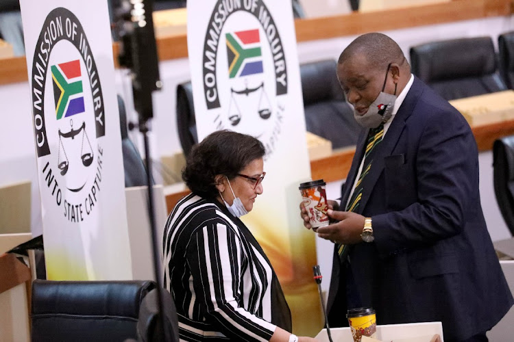 The writer says he is concerned that the ANC Deputy Secretary General Jessie Duarte has a problem with ANC members being held accountable for their alleged involvement in corruption.