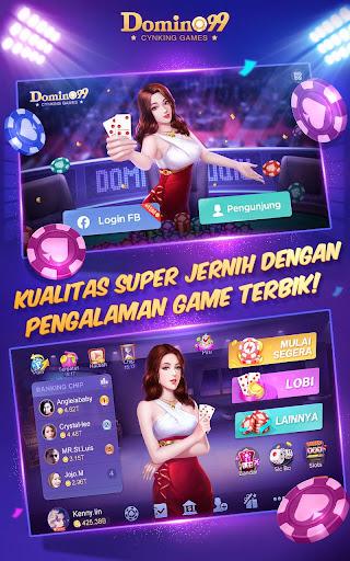 Domino QiuQiu u00b7 99 :  Awesome Online Card Game 2.15.0.0 screenshots 9