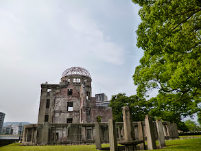 Photo: Today marks the 69th Hiroshima Atomic Bomb Memorial Day. Every year this day, we remember the importance of every life and think of the utterly stupid and wasteful idea of human-being of killing each other and launching / participating in the war. Praying for the better utilization of wisdom gifted to each of us.  6th August updated (日本語はこちら) -