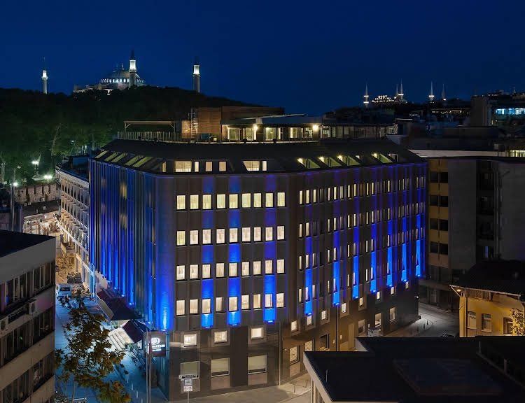DoubleTree by Hilton Hotel Istanbul  Sirkeci