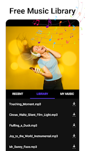 صانع الموسيقى والفيديو 4