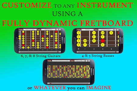 Visual Guitar Scales screenshot 2