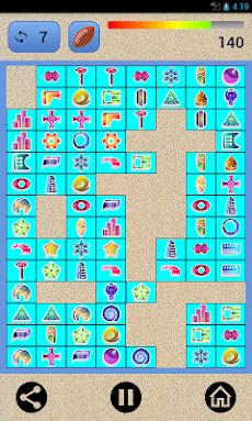 接続する - 無料カラフルなカジュアルゲームのおすすめ画像1