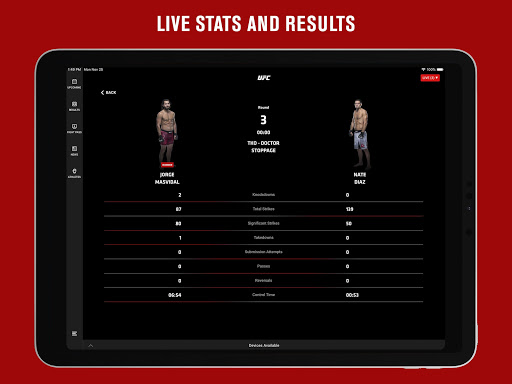 UFC screenshot 10