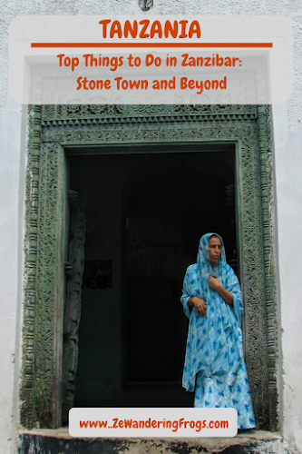 Tanzania Things to Do in Zanzibar Stone Town and Beyond // Woman in Stone Town