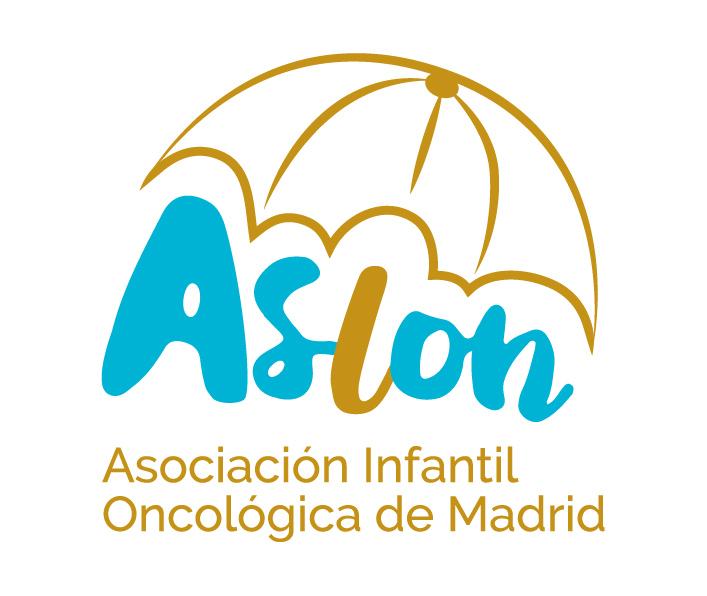logo asociación infantil oncología de Madrid