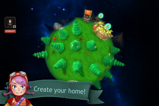 Deiland Tiny Planet  screenshots 1